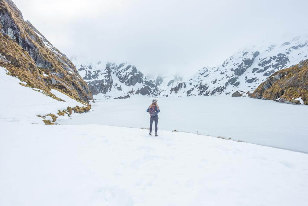 Routeburn Track Winter Hiking Guide