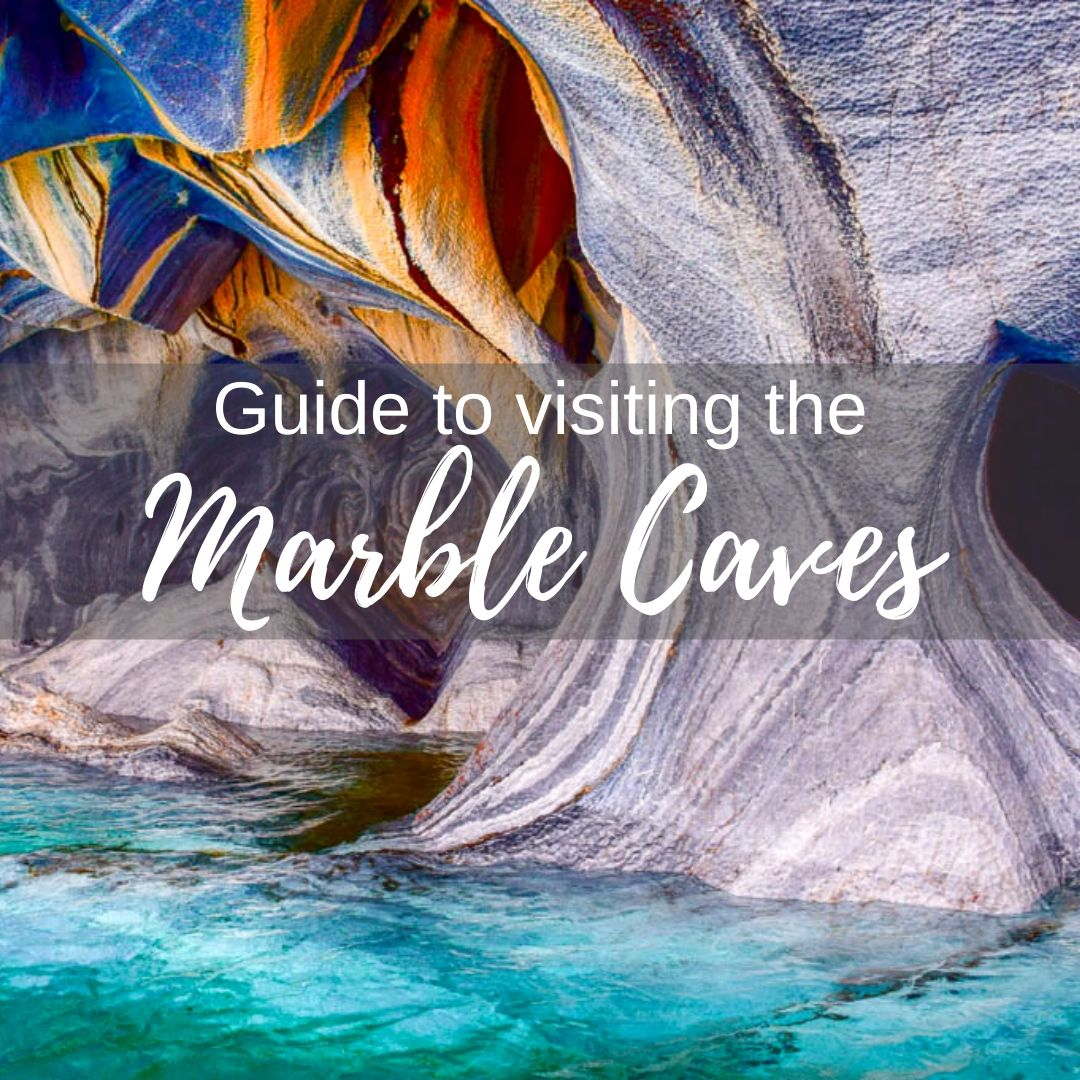 The Marble Caves in Patagonia