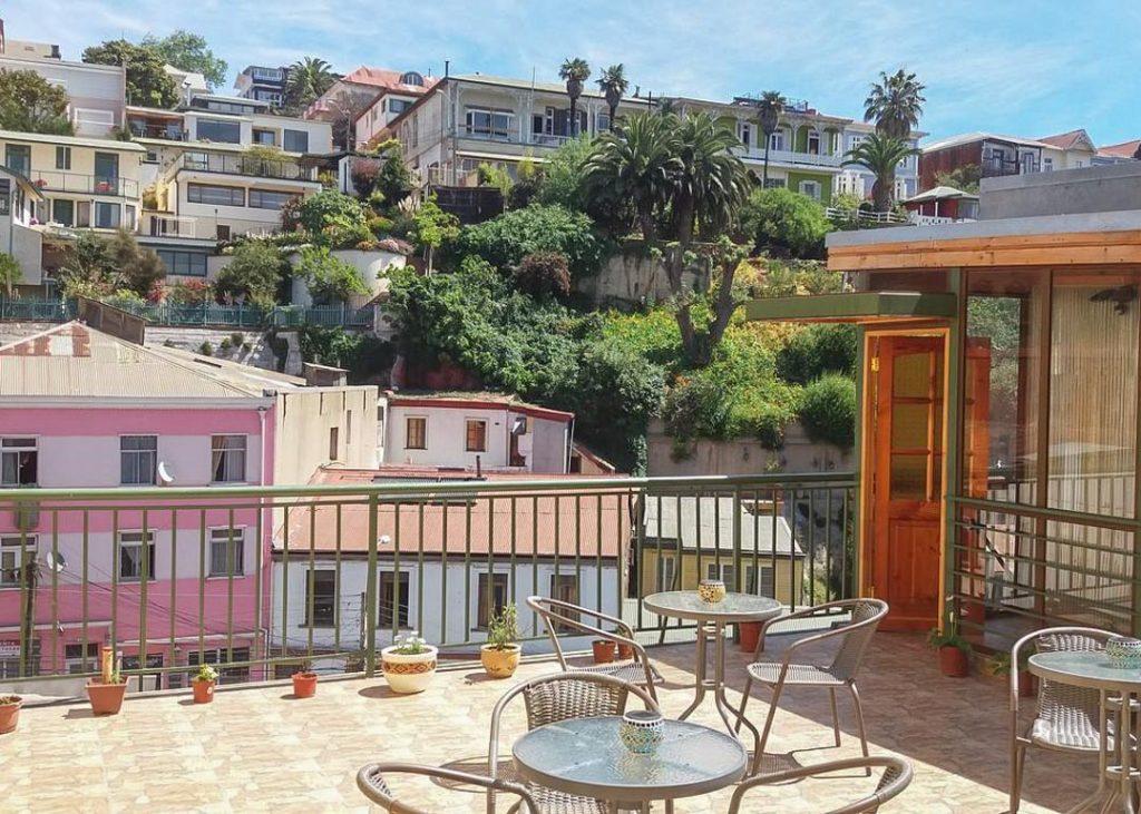 La Galería B&B Valparaiso