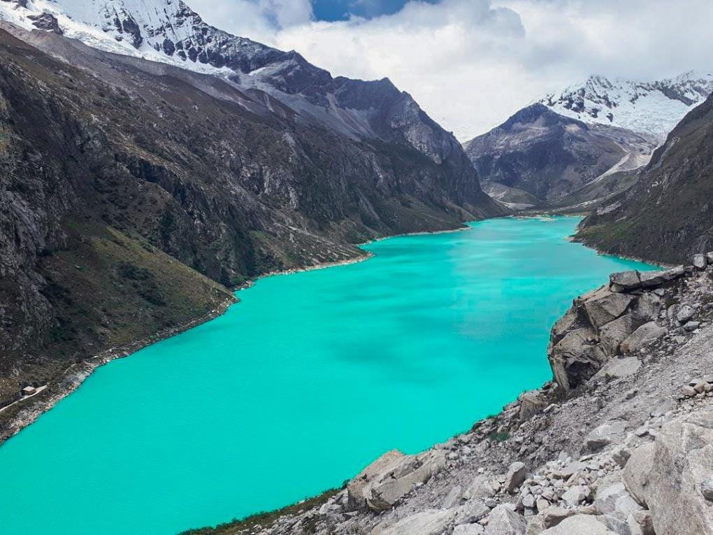 Laguna Paron, Huaraz Peru