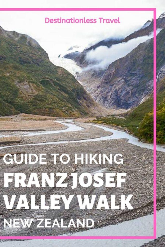Franz Josef Glacier walk pin