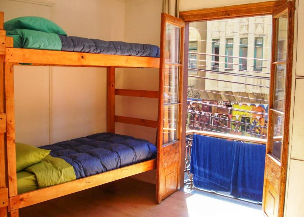 Hostal Cumming 129, Valparaiso, Chile