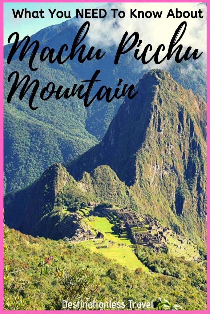 machu picchu mountain pinterest image