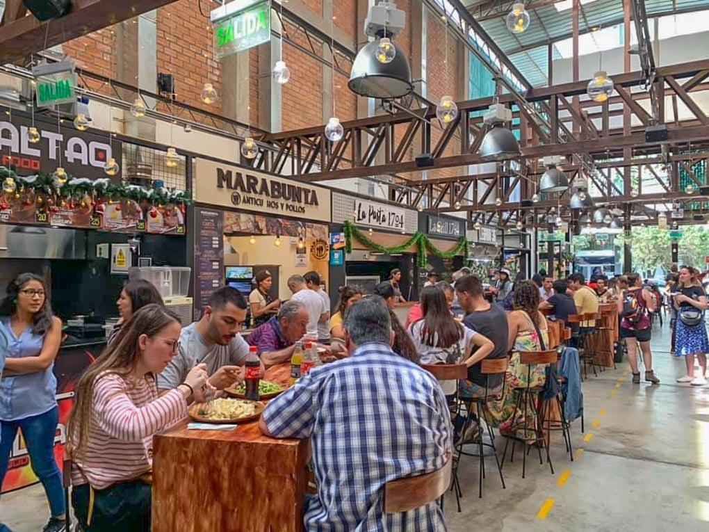 Mercado San Martin, Miraflores