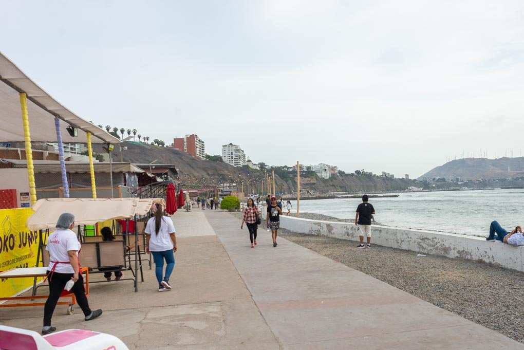 Boulevard Bordemar, Lima