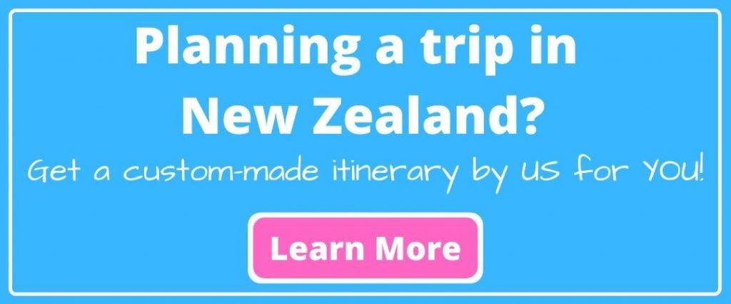 New Zealand trip planner