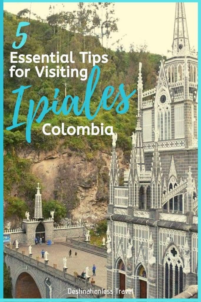 Ipiales colombia pinterest image