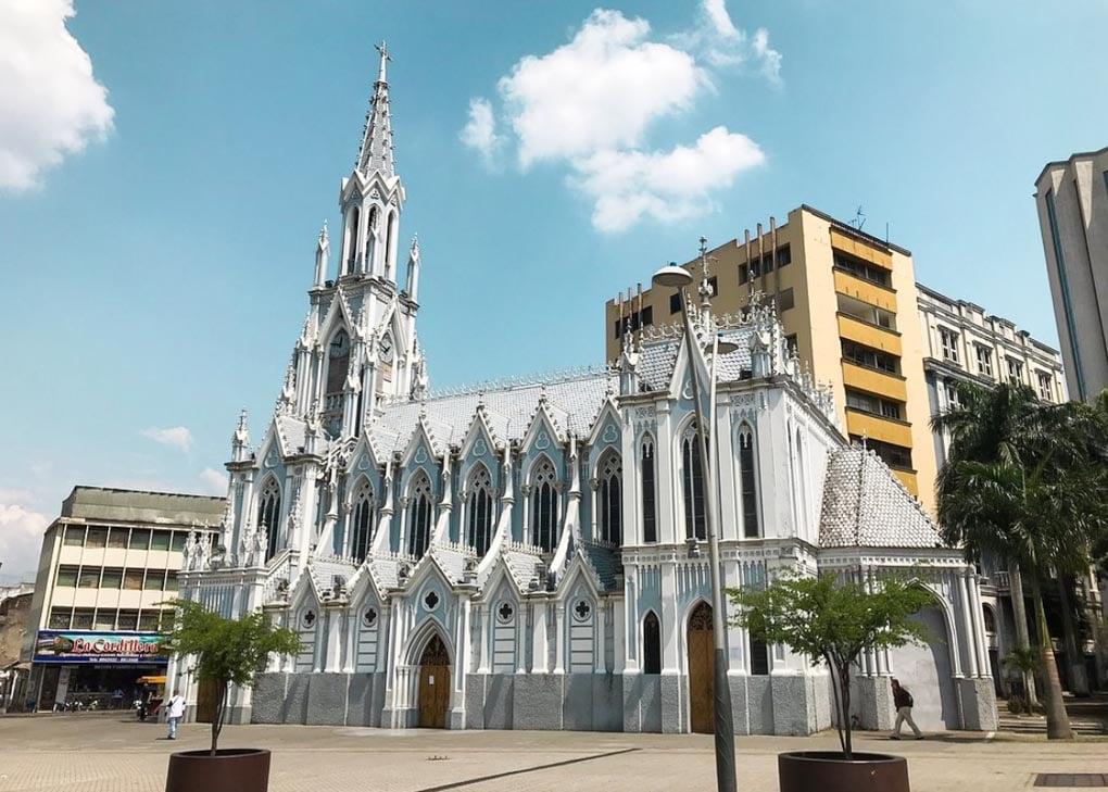 Iglesia La Ermita, Cali, Colombia