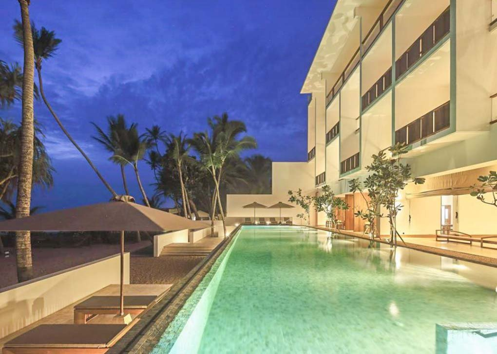 Riff Hikkaduwa, one of the best honeymoon hotels in Sri Lanka