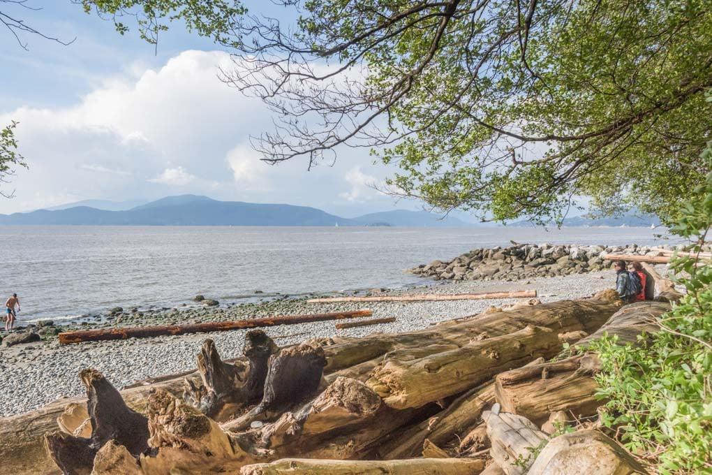 Wreck Beach, Vancouver