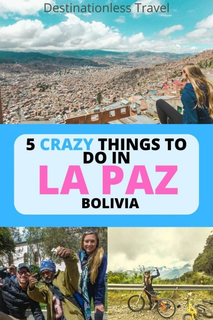 things to do in la paz pinterest image