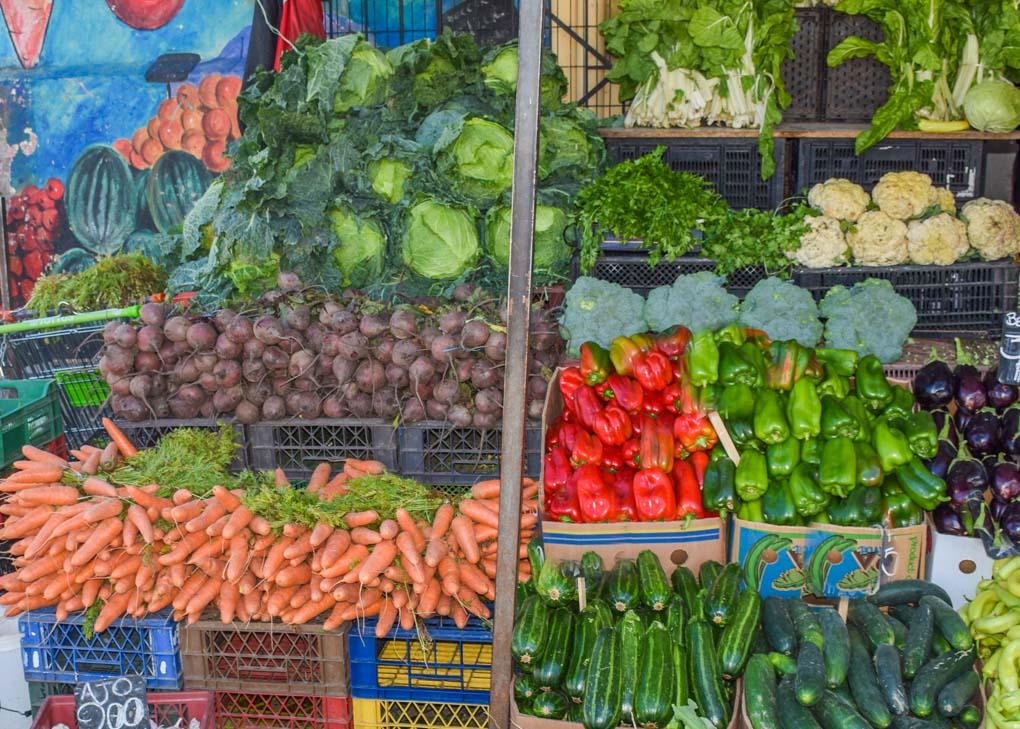 mercado central, Leon, Nicaragua