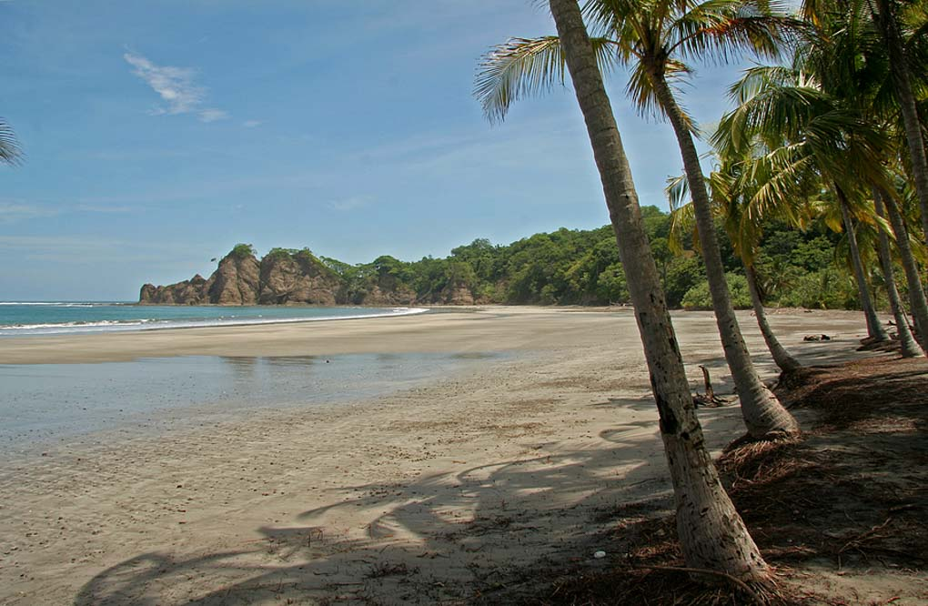 Playa Carillo Beach, Nosara, Guanacaste, Costa Rica