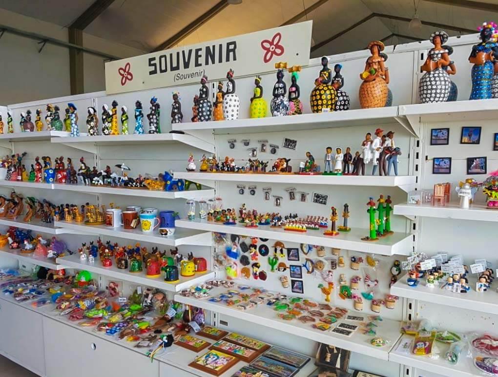 shopping for souvenirs at Centro de Artesanato de Pernambuco Unidade Recife