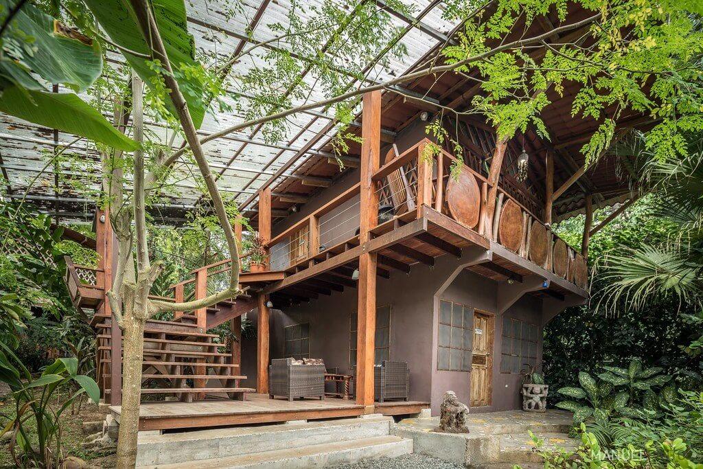 om at cashew hill yoga studio and retreats in Puerto Viejo