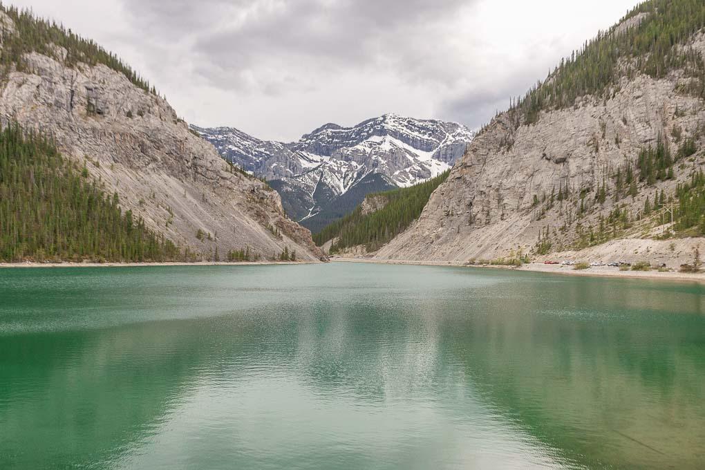 Whitemans Pond on the Smith Dorrien Trail