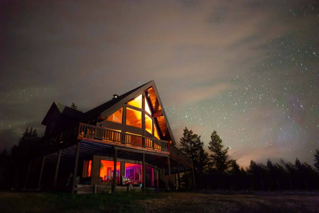 Our Airbnb in Invermere, BC
