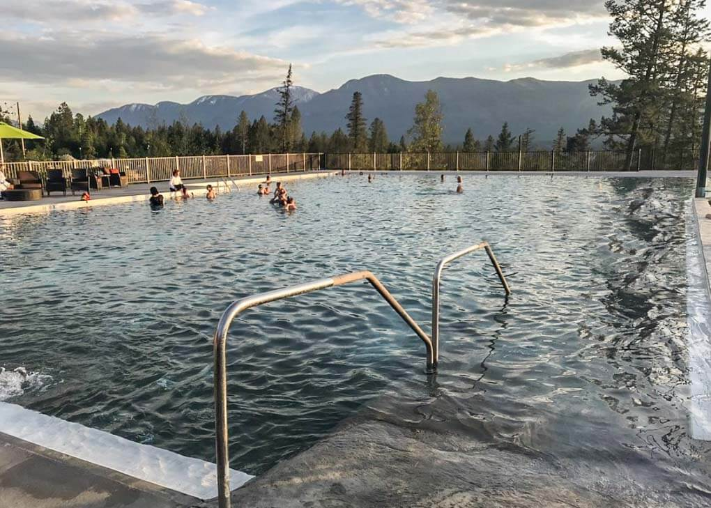 The Fairmont Hot Springs