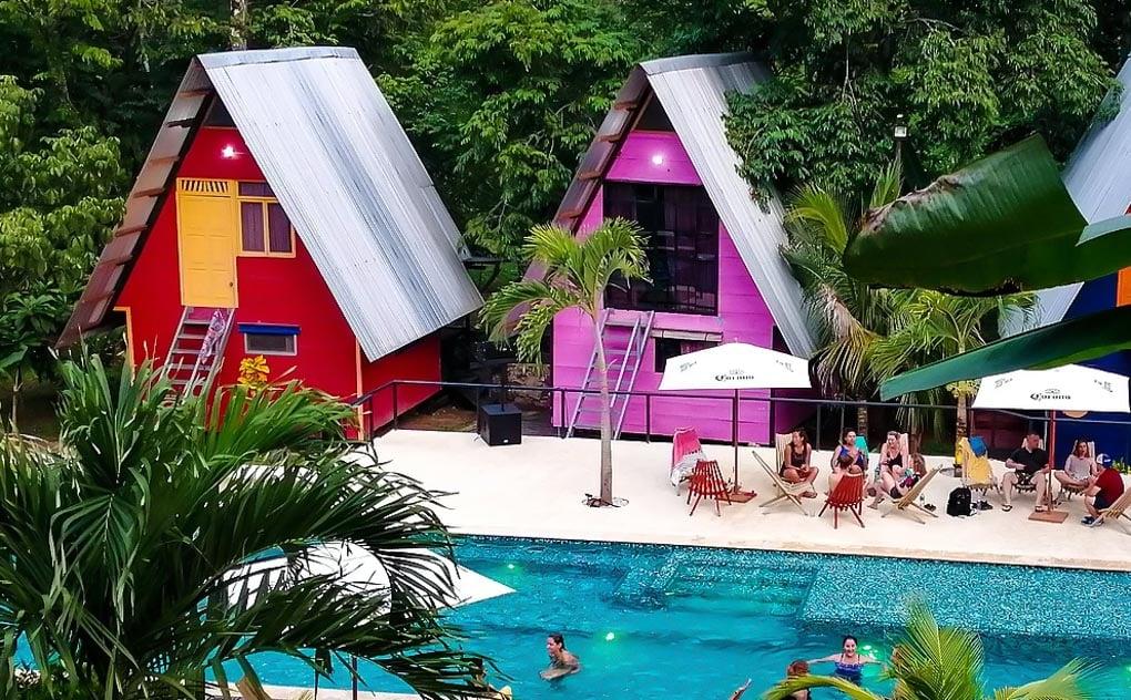 Greengos Hotel, Lanquin