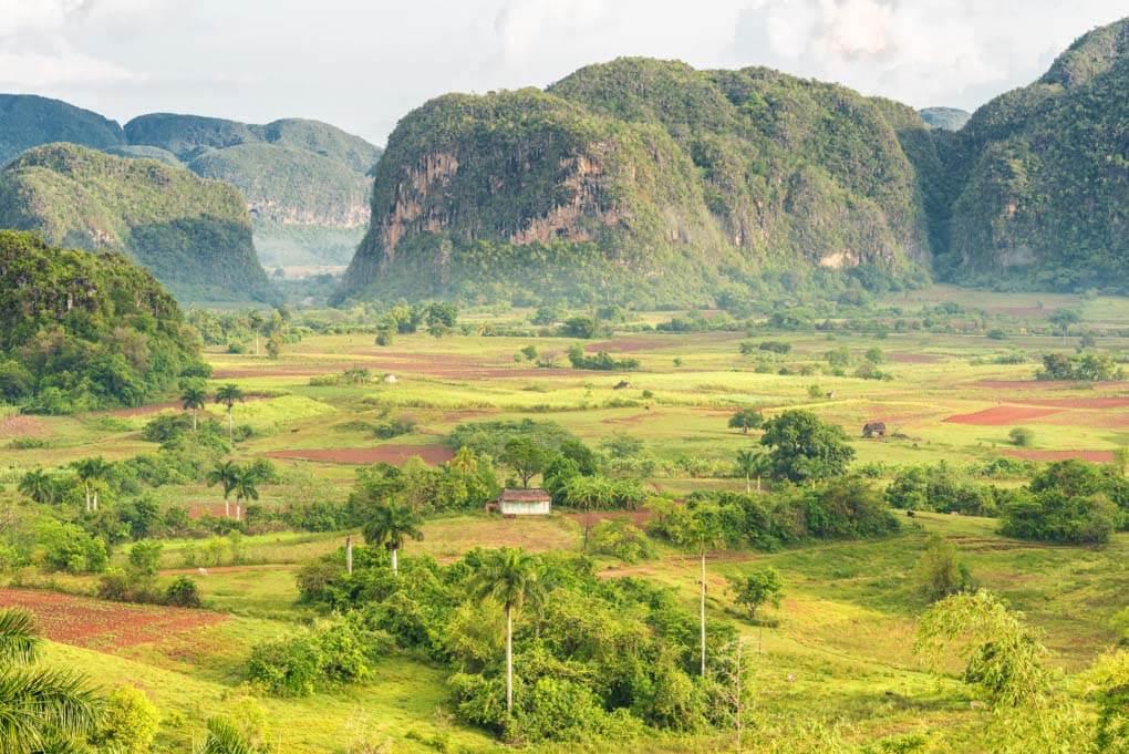 Valley in Viñales