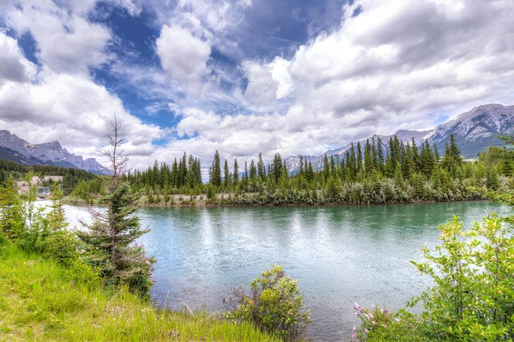 Bow River Loop Trail