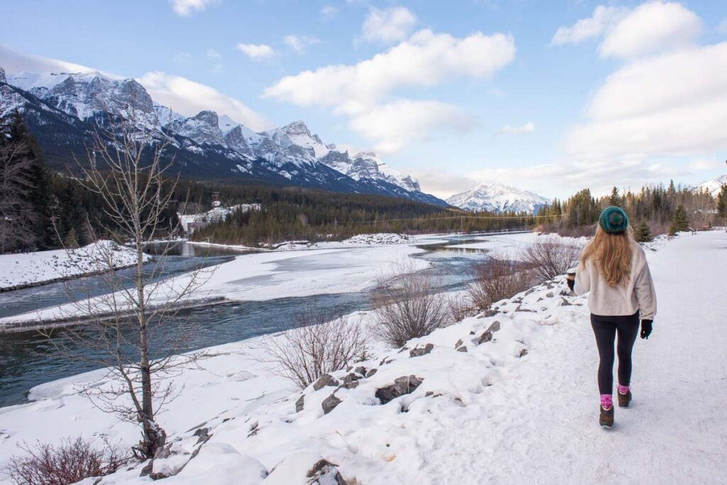 33 FUN Things to do in Canmore in Winter