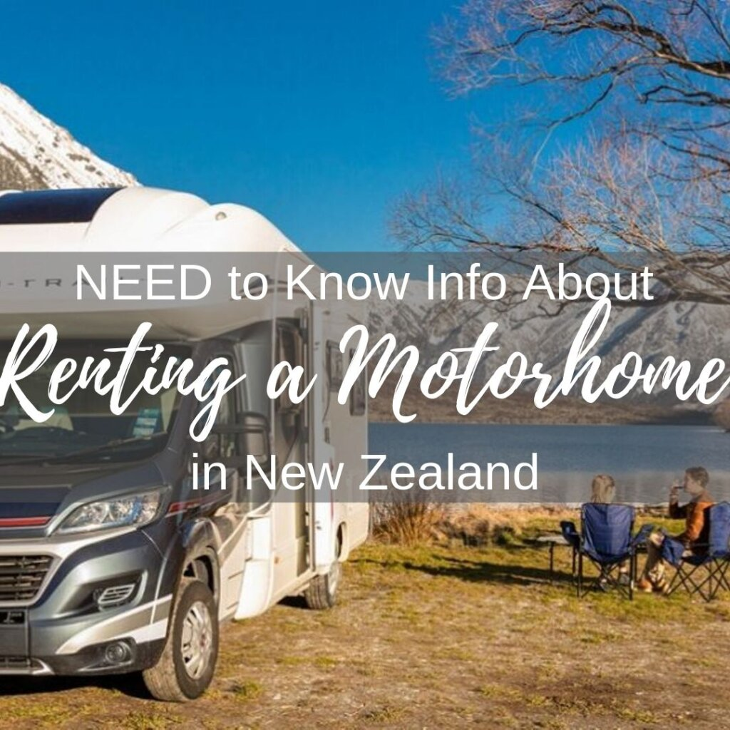 Renting a motorhome in New Zealand guide