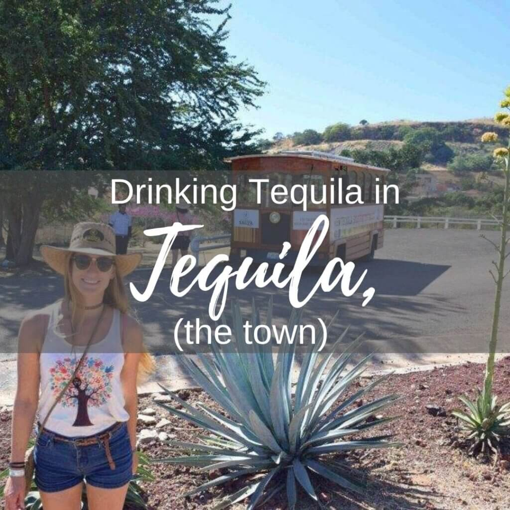 Visiting Tequila, Mexico