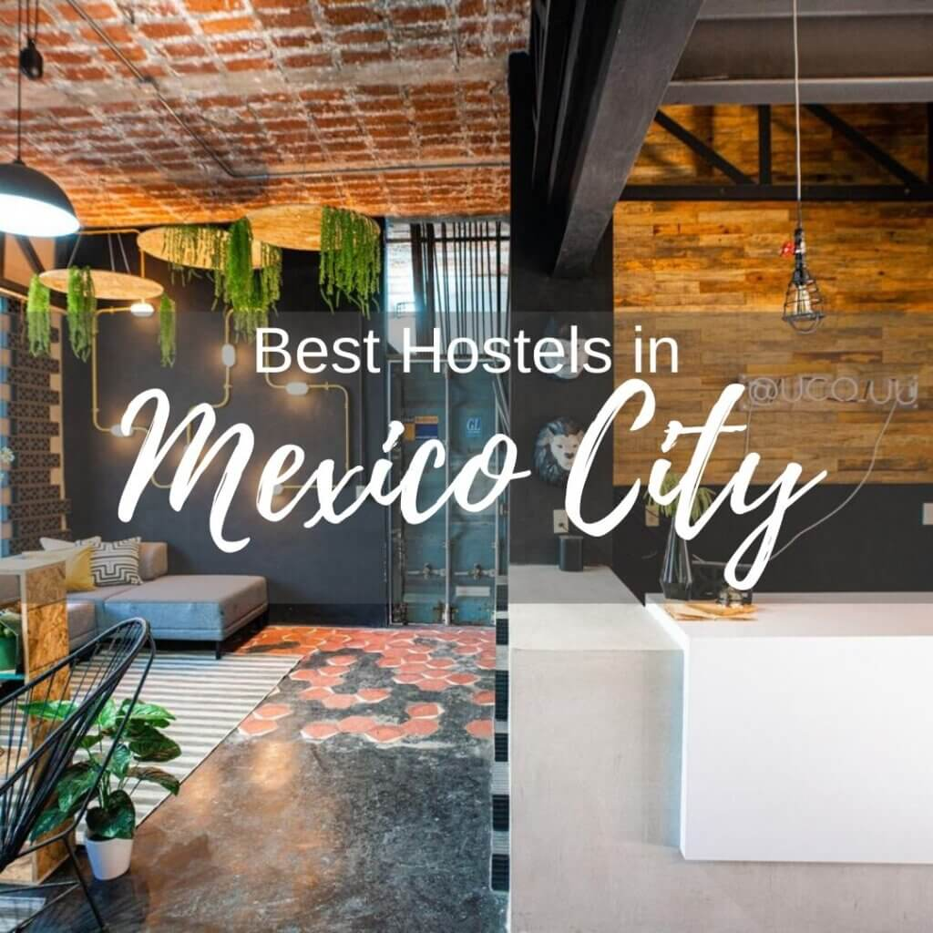 Mexico City hostels