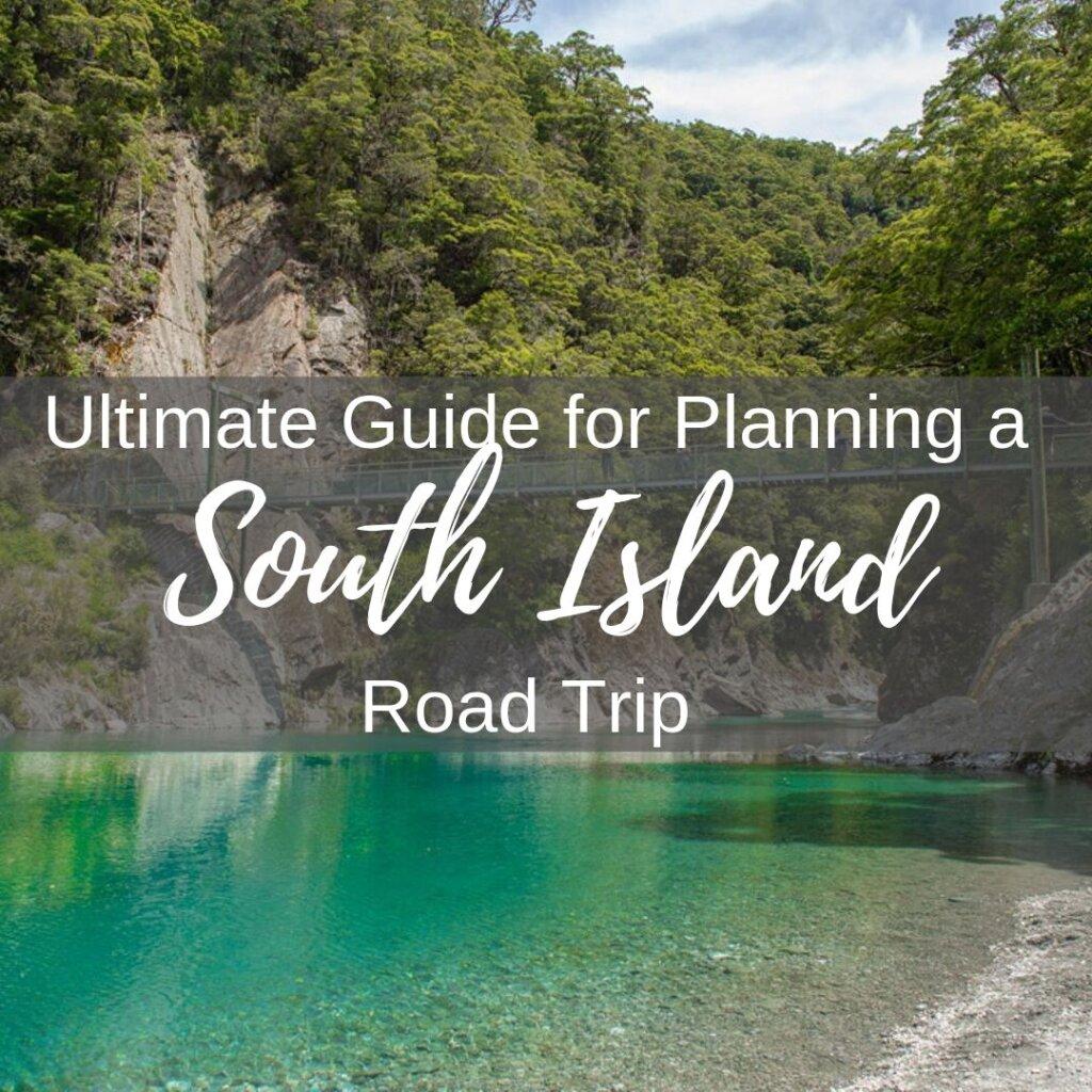 South Island Road Trip