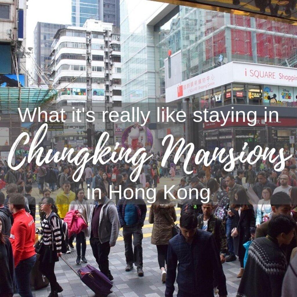 Chungking Mansions, Hong Kong