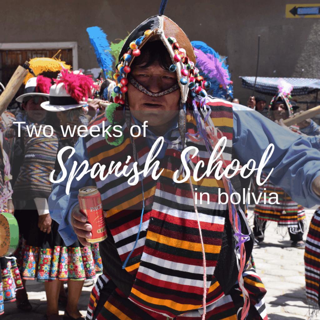 Spanish School in Bolivia