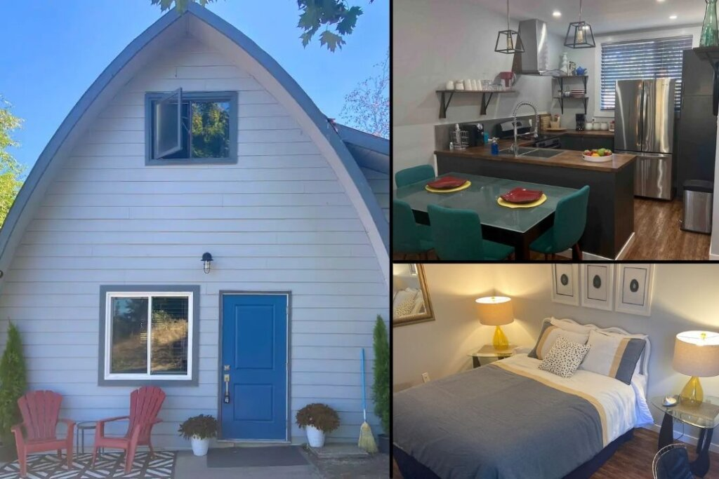 Chalet Airbnb in Vernon, BC