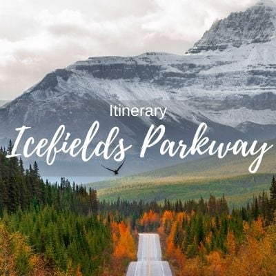 Icefields Parkway Itinerary