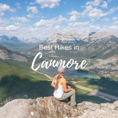 Hikes in Canmore
