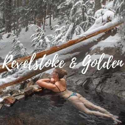 Revelstoke and Golden