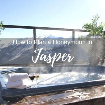 Plan honeymoon in Jasper