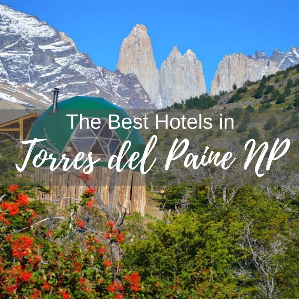 Hotels in Torres del Paine NP