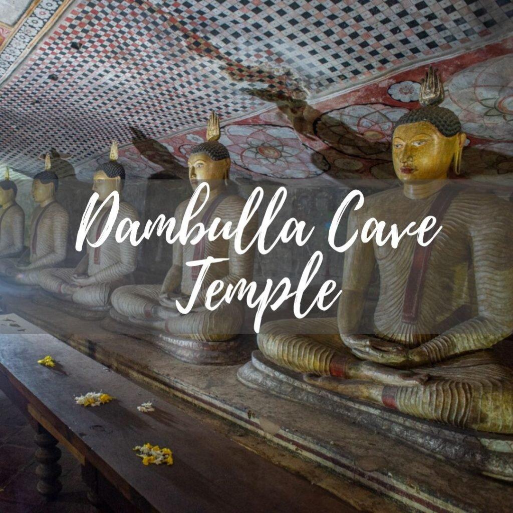 Dambula Cave Temple