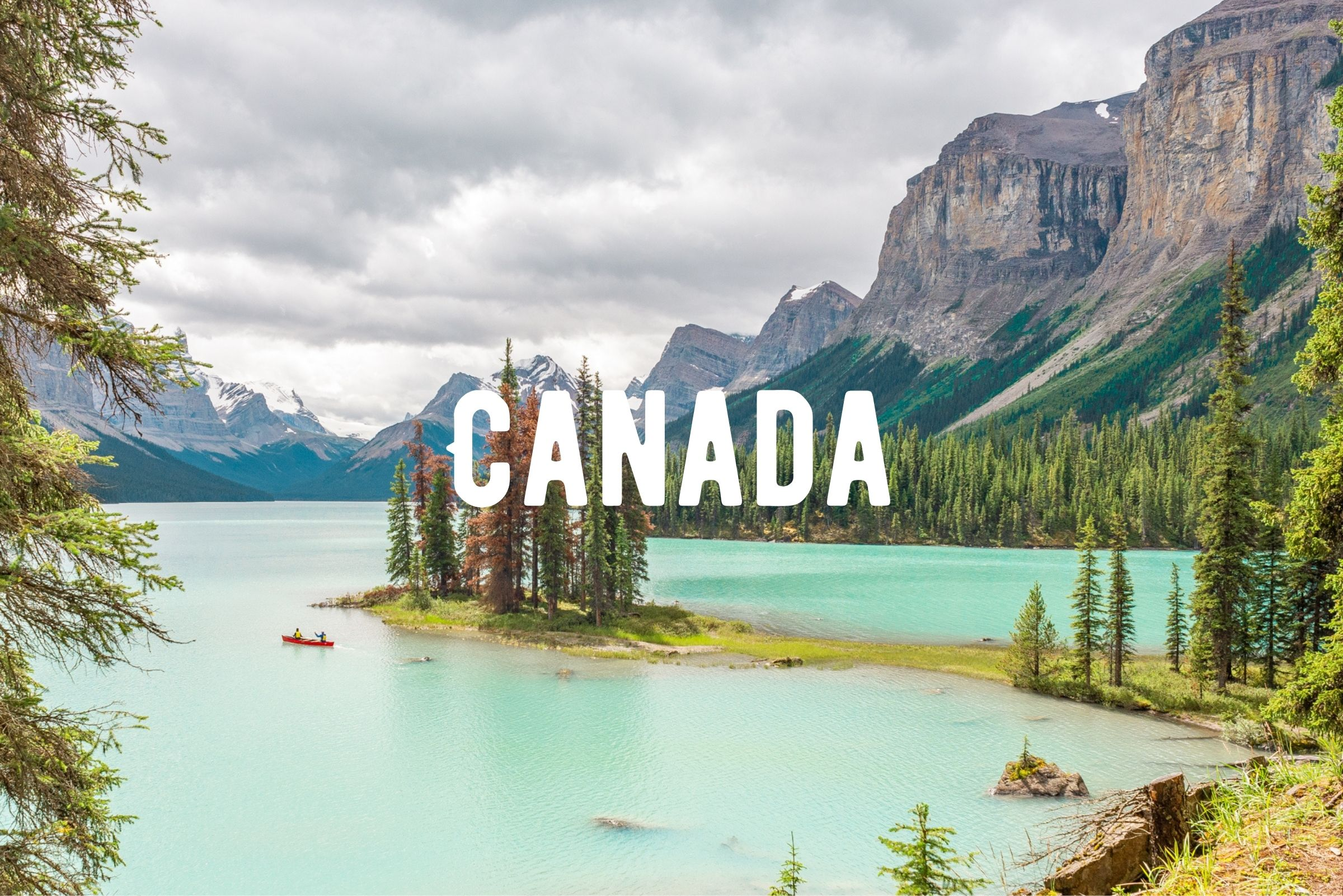 Canada Landing Page