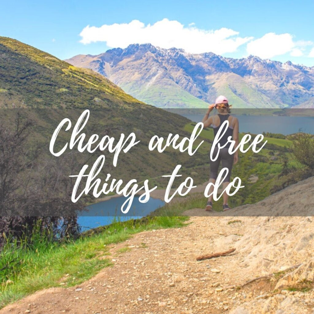 Cheap and free things to do in Queenstown