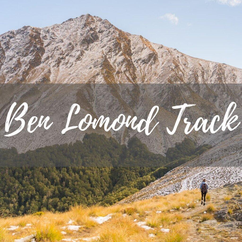 Ben Lomond Track NZ