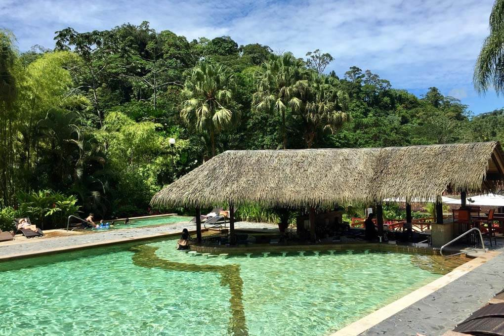 Tabacon Thermal Spa and Resort