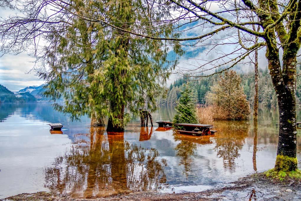 Buntzen Lake, Vancouver BC