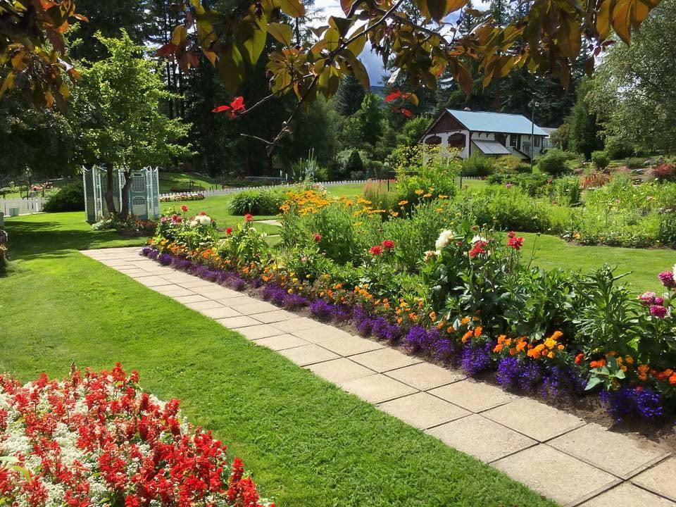 The Cominco Gardens