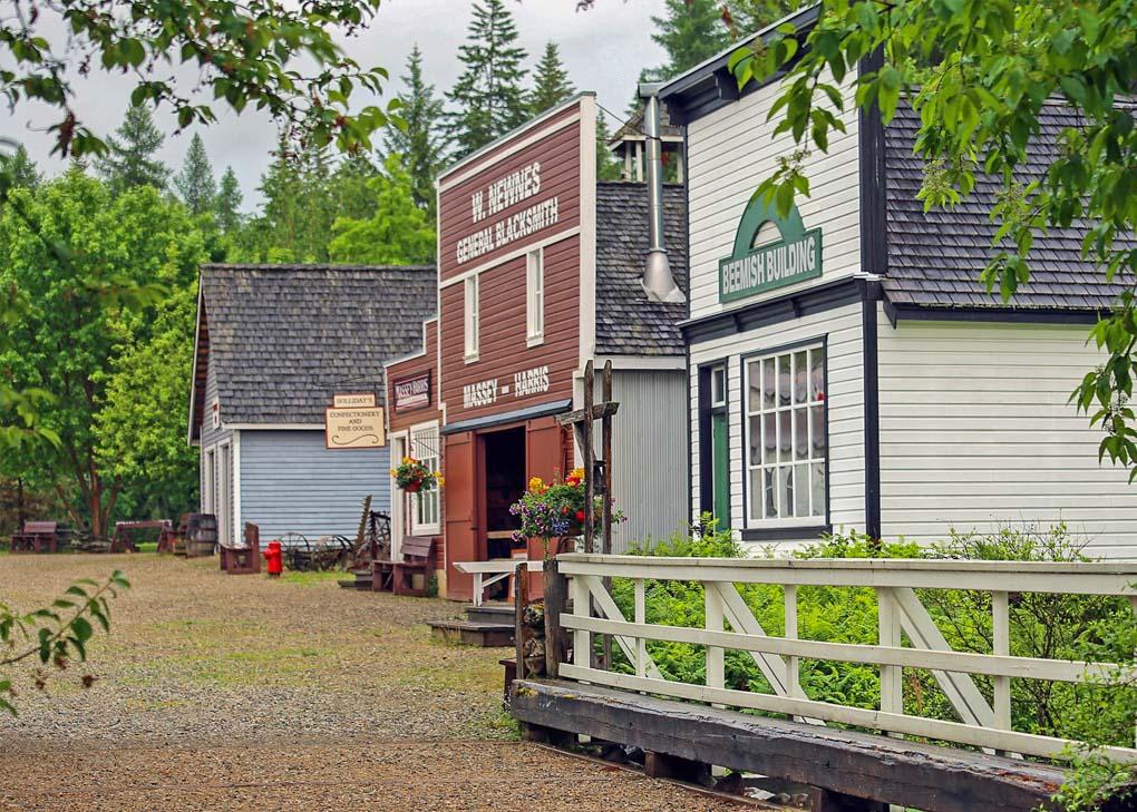 R.J. Hanley Heritage Village & Museum