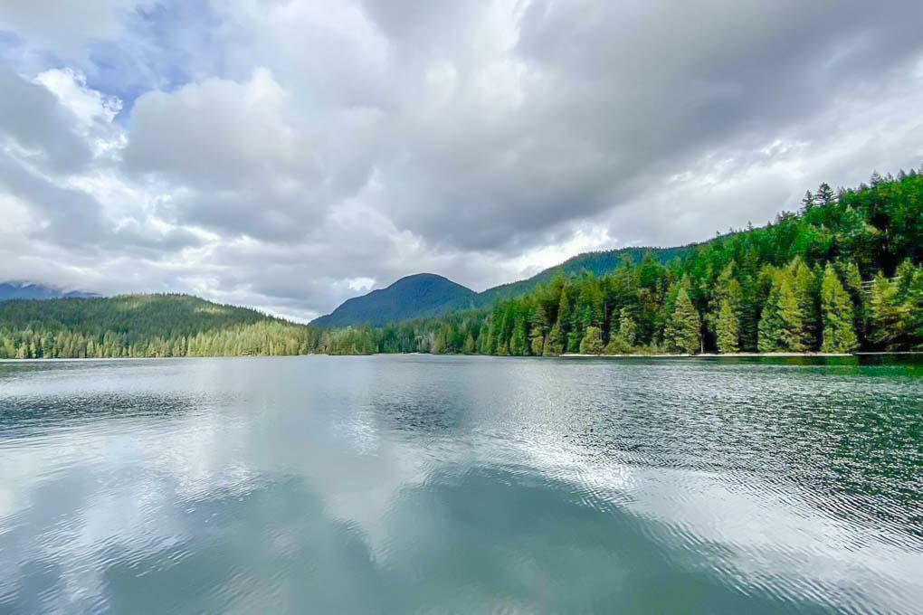 Sasamat Lake, Vancouver, BC