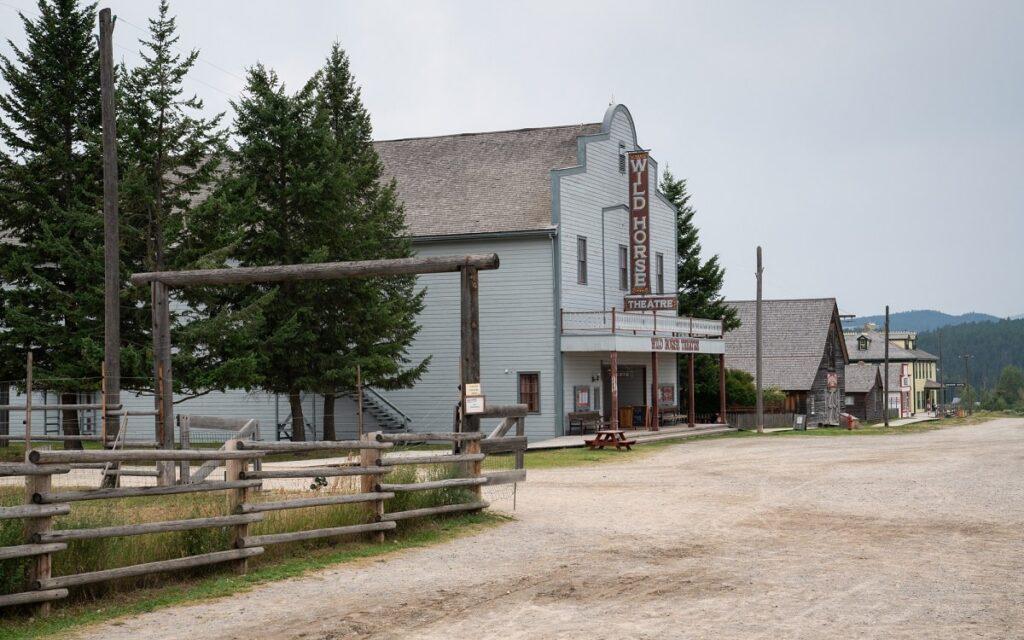 fort-steele-heritage-village-in-cranbrook, BC