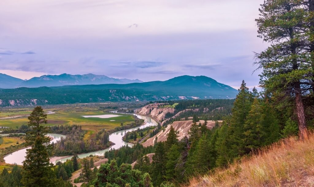 view-from-a-hike-in-radium-hot-springs-min