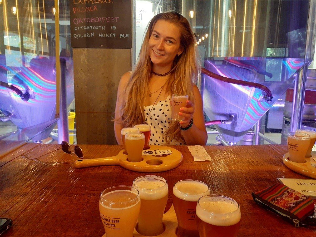 13 BEST Kelowna Breweries – Where to Drink Craft Beer in Kelowna